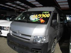 2008 Toyota Quantum 2.7 Sesfikile 16s  Free State Bloemfontein