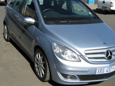 2008 Mercedes-Benz B-Class B 200 Turbo At  Gauteng Boksburg
