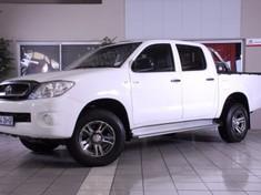 2010 Toyota Hilux 2.5d-4d Srx 4x4 Pu Dc  Gauteng Pretoria