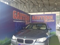 2010 BMW 5 Series 523i Exclusive At f10  Gauteng Pretoria