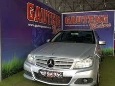 2012 Mercedes-Benz C-Class C 180 Classic At  Gauteng Pretoria