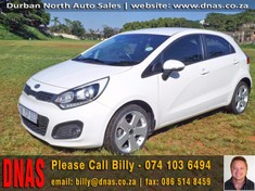 2012 Kia Rio 1.4 Tec 5dr At  Kwazulu Natal Durban North