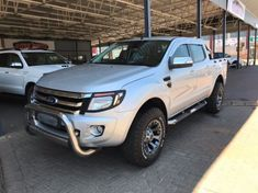 2014 Ford Ranger 3.2tdci Xlt At  Pu Dc  Gauteng Vereeniging