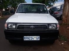 2001 Toyota Hilux 2.0 VVT Single Cab Bakkie Gauteng Johannesburg