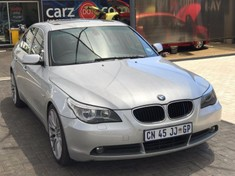 2006 BMW 5 Series 523i Exclusive At e60  Gauteng Vanderbijlpark
