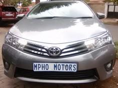 2016 Toyota Corolla 1.6 Prestige Gauteng Johannesburg