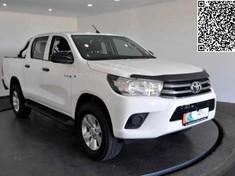 2016 Toyota Hilux 2.4 GD-6 SR 4X4 Double Cab Bakkie Gauteng Pretoria