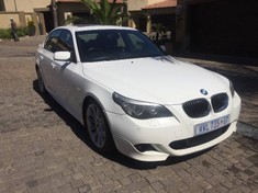 2008 BMW 5 Series 523i Sport At e60  Gauteng Bedfordview