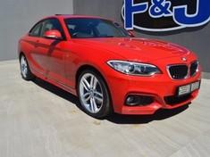 2014 BMW 2 Series 220D M Sport Auto Gauteng Vereeniging