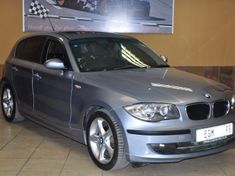 2009 BMW 1 Series 118i Exclusive At e87  Free State Bloemfontein