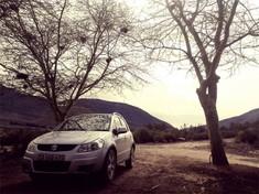 2011 Suzuki SX4 2.0 Awd  Western Cape Cape Town