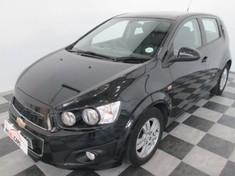 2012 Chevrolet Sonic 1.6 Ls 5dr  Western Cape Cape Town