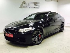 2012 BMW M5 M-DCT F10 99000KMS EXTENDED PLAN TO 120000KMS Gauteng Benoni