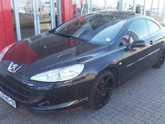 2009 Peugeot 407 2.2 Coupe  Gauteng Roodepoort