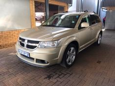 2011 Dodge Journey 2.7 Rt At  Gauteng Vereeniging