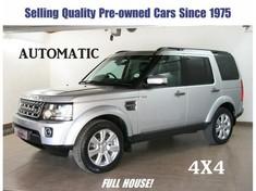 2015 Land Rover Discovery 4 3.0 Tdv6 Se  Gauteng Pretoria