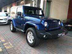 2010 Jeep Wrangler 3.8 Sahara 2dr At Gauteng Benoni