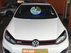 2012 Volkswagen Golf Vi Gti 2.0 Tsi Dsg  Western Cape Cape Town