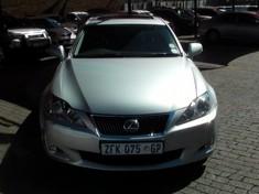 2010 Lexus IS 250 At  Gauteng Sandton