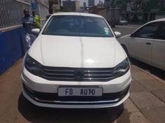 2015 Volkswagen Polo 1.6 Comfortline At  Gauteng Johannesburg