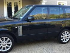 2006 Land Rover Range Rover 4.2 V8 Sc  Western Cape Fish Hoek