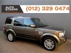 2011 Land Rover Discovery 4 3.0 Tdv6 Hse  Gauteng Pretoria