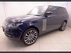 2015 Land Rover Range Rover 5.0 V8 Sc Vogue Se  Gauteng Boksburg