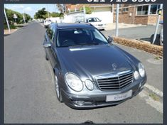 2008 Mercedes-Benz E-Class E 320 Cdi Estate Avantgarde  Western Cape Cape Town