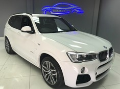 2015 BMW X3 Xdrive20d  M-sport At  Gauteng Vereeniging