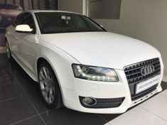 2011 Audi A5 Sprtback 2.0t Fsi Quatt Stron  Gauteng Midrand
