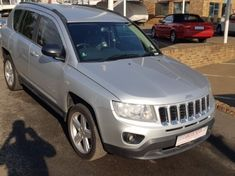 2011 Jeep Compass 2.0 Cvt Ltd  Gauteng Randburg
