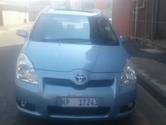 2008 Toyota Verso 160  Gauteng Jeppestown