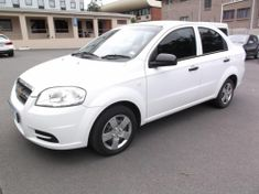 2011 Chevrolet Aveo 1.6 L  Kwazulu Natal Pinetown