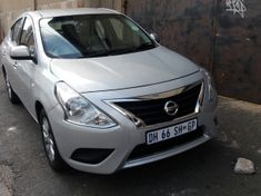 2014 Nissan Almera 1.5 Acenta Auto Gauteng Marshalltown