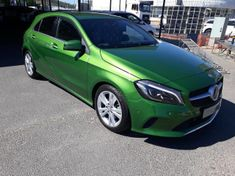 2017 Mercedes-Benz A-Class A 200 Urban Auto Western Cape Stellenbosch