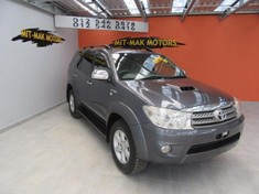 2010 Toyota Fortuner 3.0d-4d Rb  Gauteng Pretoria North