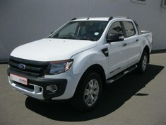 2015 Ford Ranger 3.2TDCi Wildtrack 4x4 Auto Double cab bakkie Northern Cape Kimberley