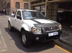 2003 Nissan Hardbody 3.0i 4x4 Sl Pu Sc Gauteng Johannesburg