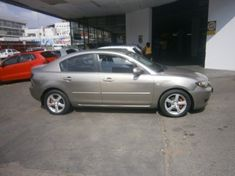 2005 Mazda 3 1.6 Active Gauteng Johannesburg
