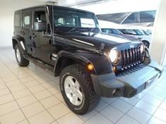 2007 Jeep Wrangler 3.8 Unltd Sahara At  Gauteng Boksburg