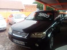 2006 Ford Territory 4.0i Ghia At  Gauteng Boksburg