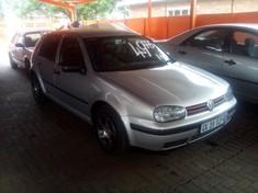 2000 Volkswagen Golf 4 1.6  Gauteng Boksburg