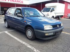 1994 Volkswagen Golf 3 Gsx 1.8  Western Cape Cape Town