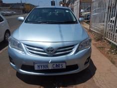 2011 Toyota Corolla 2.0 Exclusive  Gauteng Jeppestown