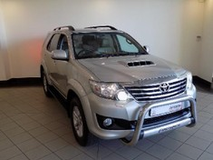 2012 Toyota Fortuner 3.0d-4d Rb At  Western Cape Somerset West