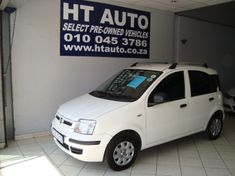 2011 Fiat Panda 1.2 Dynamic Mta Gauteng Boksburg