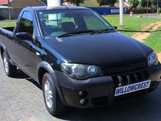 2009 Fiat Strada 1.6 Elx Pu Sc Gauteng Randburg