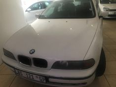 2000 BMW 5 Series 528i At e39 Gauteng Rosettenville
