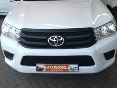 2016 Toyota Hilux 2.0 VVTi AC Single Cab Bakkie Kwazulu Natal Newcastle