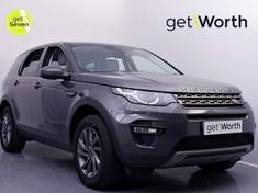 2015 Land Rover Discovery Sport 2.2 SD4 SE Western Cape Milnerton